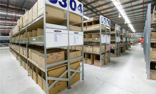 Maximize Warehouse Space